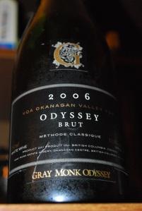 Odyssey Brut 1