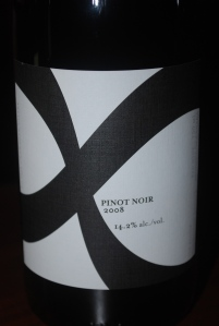 8th Generation Pinot Noir 2008