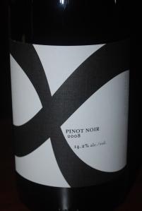 8th Generation Pinot Noir 2008