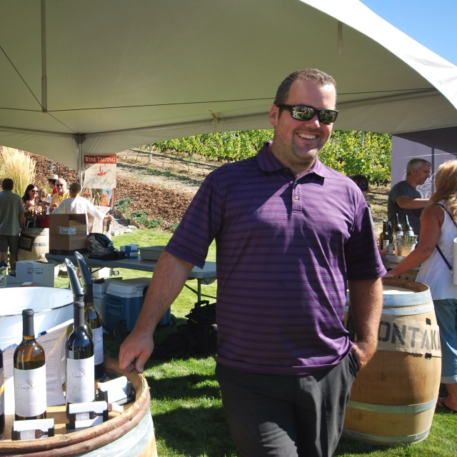 Scott Stefishen from Money Pit Wines